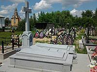 Крест на могилу № 8034, фото 1