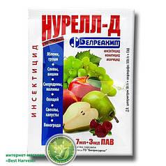 Инсектицид Нурелл-Д 7 мл + Прилипатель (ПАВ) 3мл