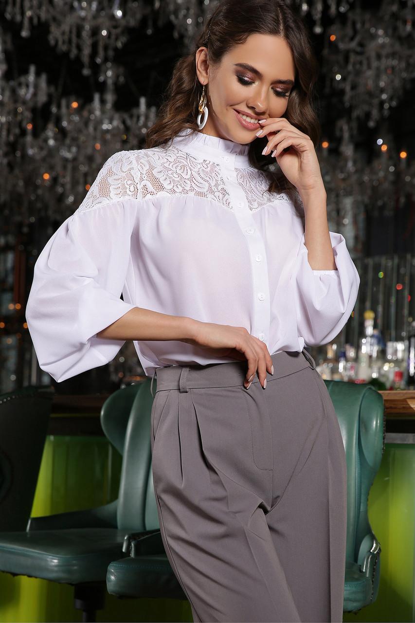 Блуза Джая д/р XL