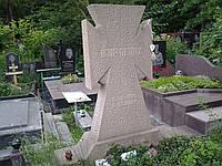 Крест на могилу № 8047