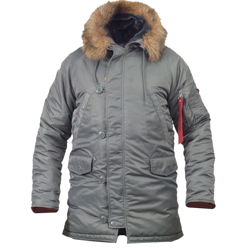 Куртка Chameleon Аляска N-3B Slim