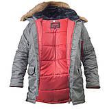 Куртка Chameleon Аляска N-3B Slim, фото 3