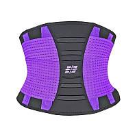 Пояс для поддержки спины Power System Waist Shaper PS-6031 Purple L/XL