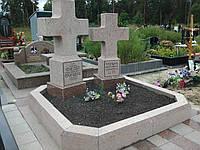 Крест на могилу № 8055
