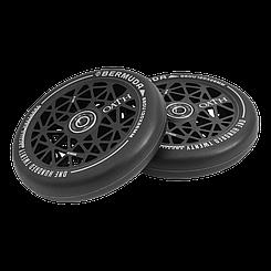 Колеса OATH Bermuda 120мм x 26мм- Anodised Satin Black