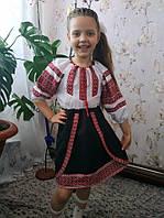 Детская блуза-вышиванка и юбка