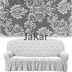 Чехол на диван. JaKar. Белый