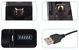 Зарядное устройство на 1 аккумулятор USB 18650 14500 16430, фото 4