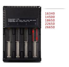 Универсальное зарядное устройство i4-1688 26650 18650 14500 16340
