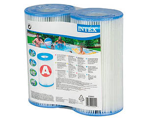 Картридж фильтра Intex 29002 (59900) тип А 2 штуки