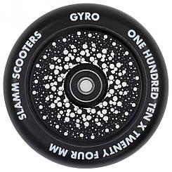 Slamm колесо Gyro black 110 мм