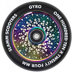 Slamm колесо Gyro neochrom 110 мм