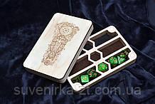 Коробка для игровых кубиков  (Dungeons and Dragons)  D&D