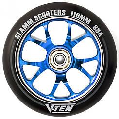 Slamm колесо V-Ten II blue 110 мм