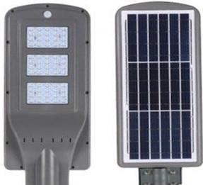 LedKontur Вуличний світильник SL402-60w (1800lm) на сонячних батареях