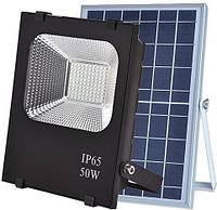 LedKontur Вуличний світильник SX-50W на сонячних батареях