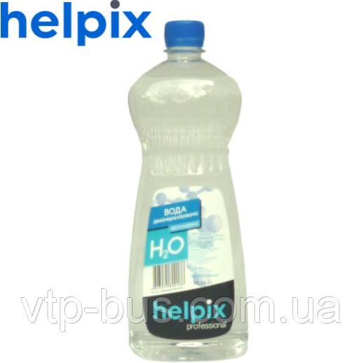 Вода дистильована 1 літр Helpix (Україна) 4823075800186