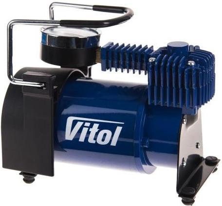 Автомобільний компресор Vitol K-40