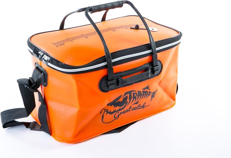 Сумка рибальська Tramp Fishing bag EVA Orange - L (50 Л) 55 х 30 х 30 см