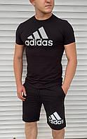 """Спортивний костюм чоловічий з шортами ADIDAS, р-ри S-2XL (мікс цв) """"VICTORY"""" недорого від прямого постачальника"""