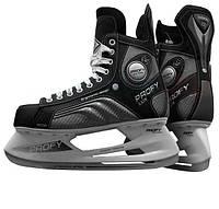 Коньки хоккейные Спортивная коллекция Profy Lux 3000 р. 35