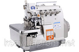 JACK JK - 799E(S)-4 Оверлок 4-х ниточный с функцией обрезки нити
