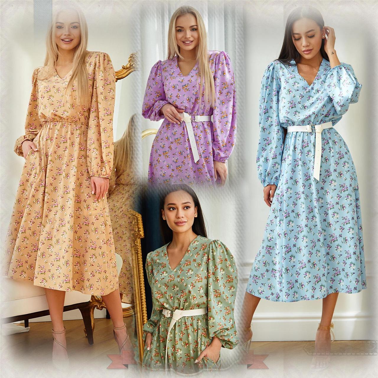 """Плаття літнє брендове Jadone Fashion """"Рут"""" з софта (4 кольори, р. S-XL)"""