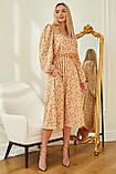 """Плаття літнє брендове Jadone Fashion """"Рут"""" з софта (4 кольори, р. S-XL), фото 3"""