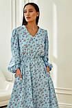 """Плаття літнє брендове Jadone Fashion """"Рут"""" з софта (4 кольори, р. S-XL), фото 4"""