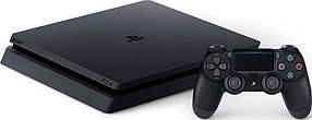 Ігрова консоль Sony PlayStation 4 Slim 500Gb Black PS4, фото 2