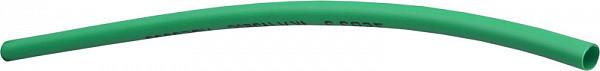 Термоусаджувальна трубка  22,0/11,0 шт.(1м) зелена