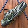 Каркасный Рыболовный чехол для удочек Eclipse 100 см на 2 - Секции, Хаки