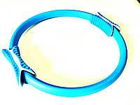 Еспандер Кільце для пілатесу (посилене опір) блакитний