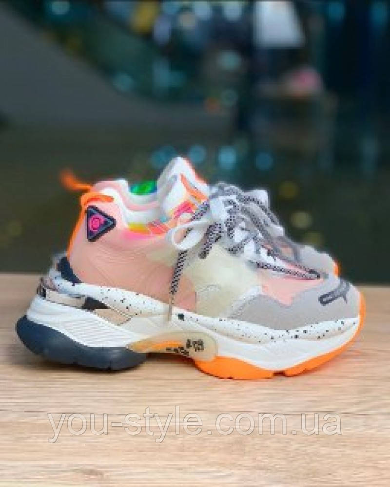 Обувь вонт бледные