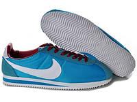 Мужские кроссовки Nike Classic Cortez Nylon Blue