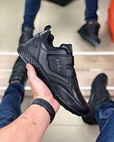 Мужские Кроссовки Суба Черные, фото 1