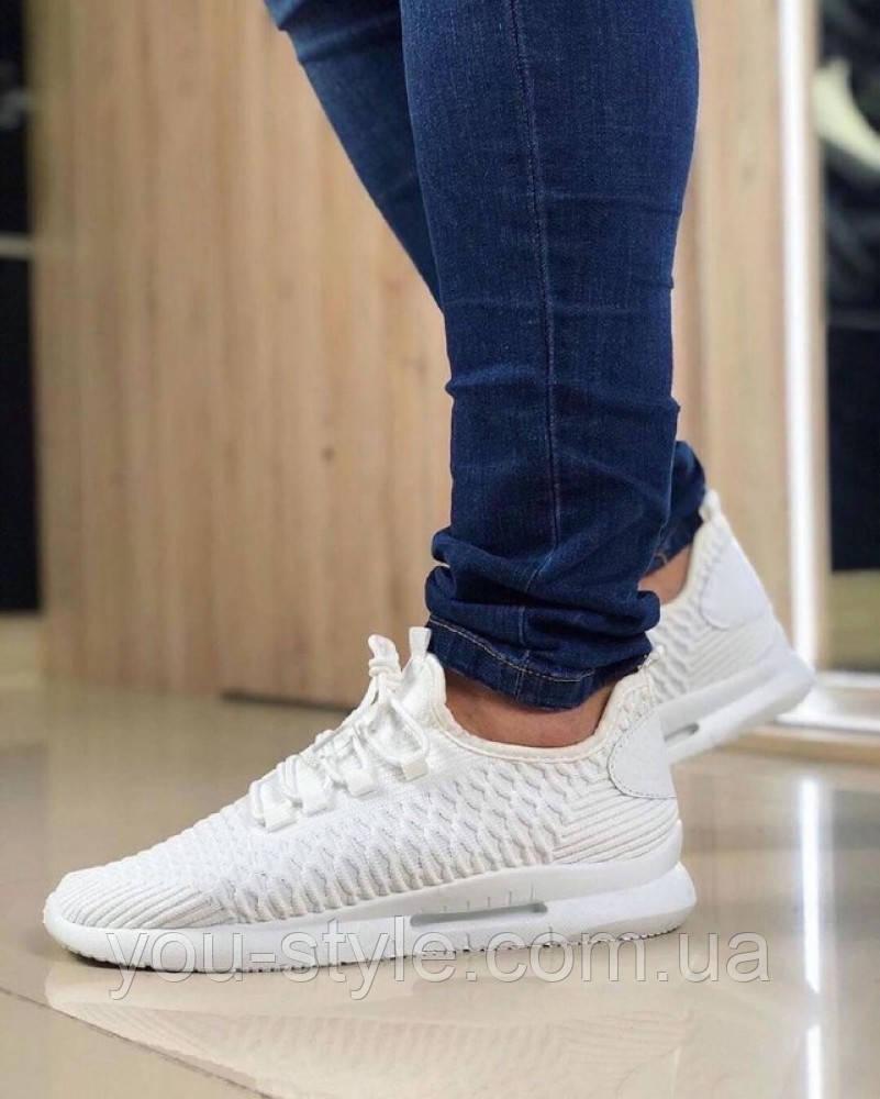 Чоловіче Взуття Фіш Білі