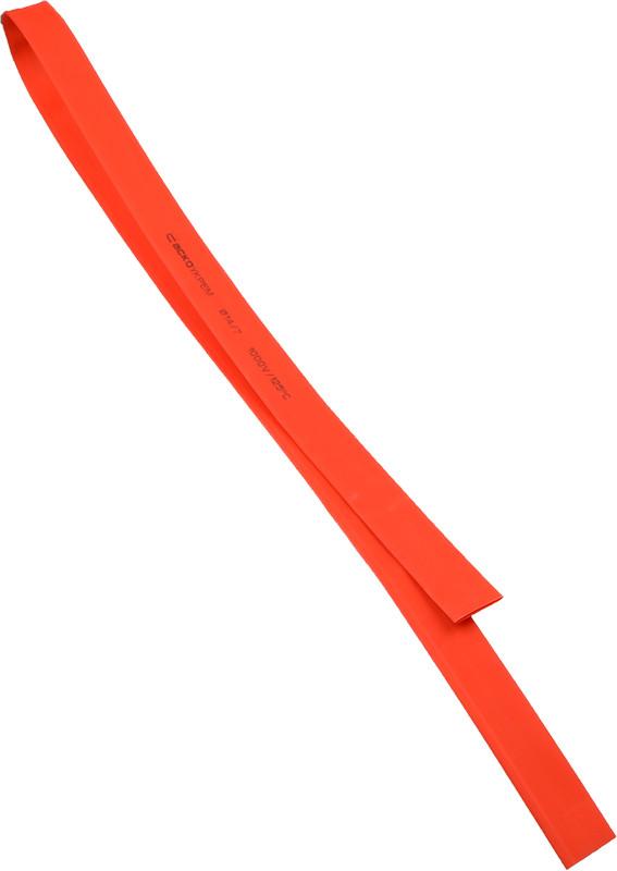 Термоусадочная  трубка  2,0/1,0 шт.(1м) красная