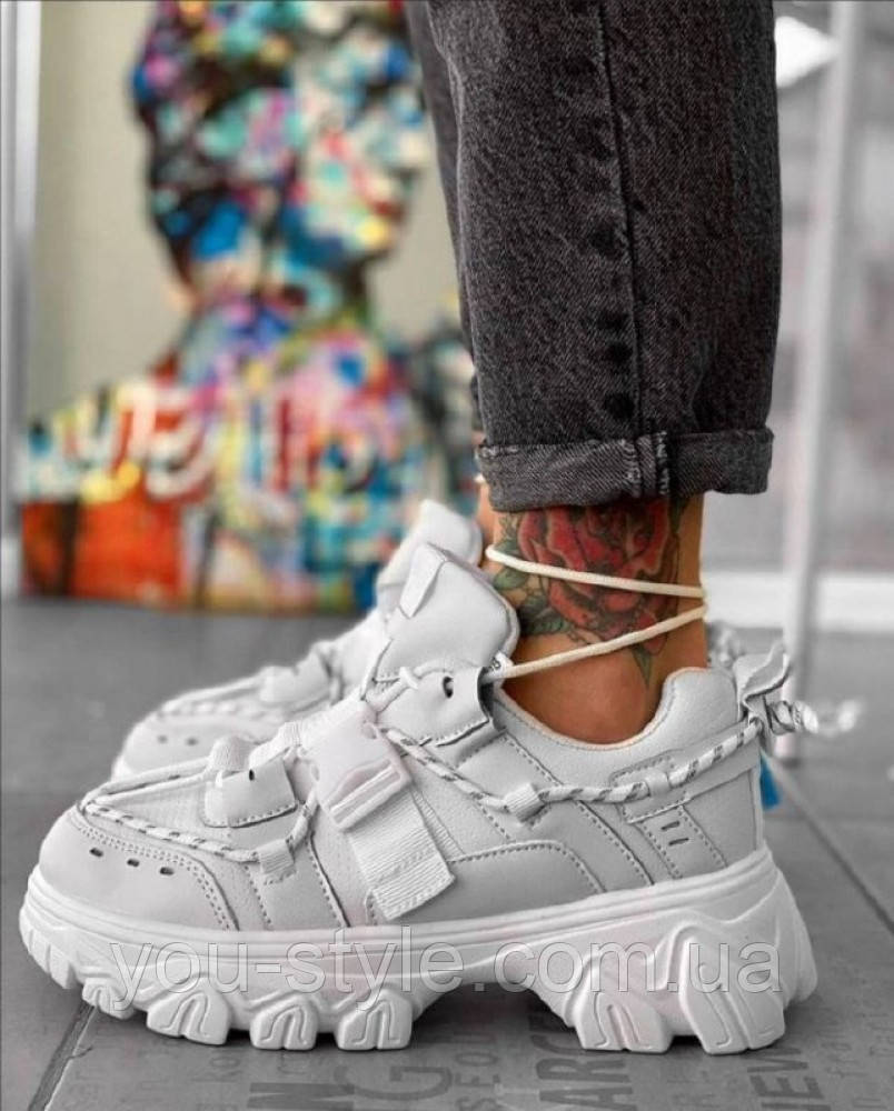 Взуття Кліпса Білі