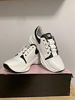 Кросівки жіночі білі Vanessa, фото 1