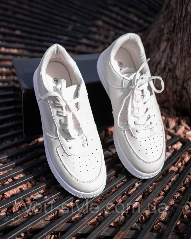 Кросівки HR Force білі (Арт. 212)