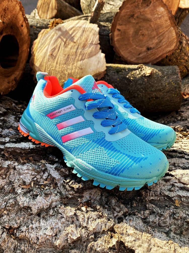 Кросівки Adidas Marathon Flyknit Mint