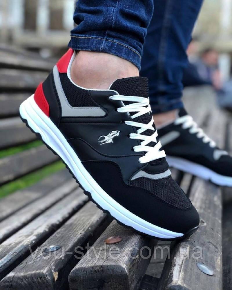 Взуття Поло Нью Чорні