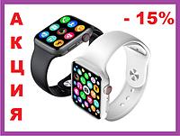 Умные смарт-часы Max Robotics W26 + S88 PRO Smart Watch сенсорный дисплей IPS 1,75 Black