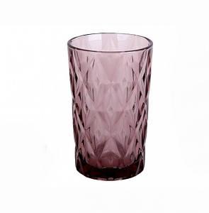 Набір склянок Helios Рубін 350 мл 6 шт 6451