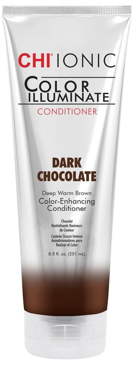 "Оттеночный кондиционер ""Тёмный шоколад"" CHI lonic Color Illuminate Conditioner Dark Chocolate 251 мл"