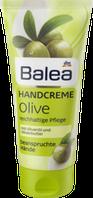 Крем для рук и ногтей с оливковым маслом Balea Olive 100 мл.