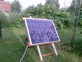 Солнечный комплект на дачу 100 Вт, фото 3