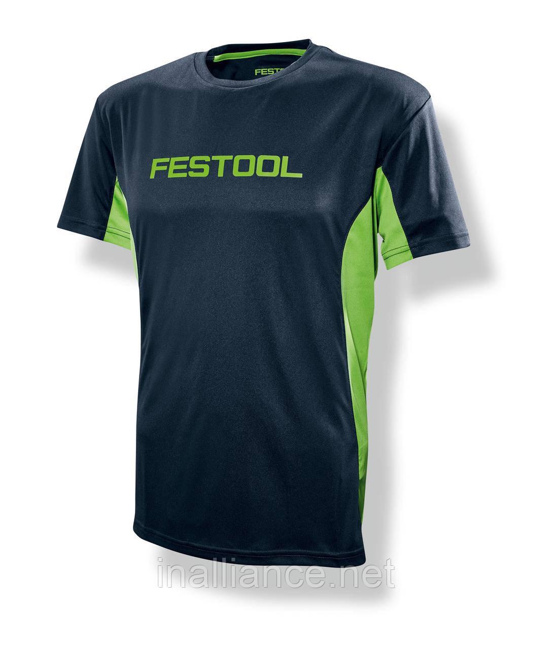 Футболка спортивна чоловіча розмір L Festool 204004