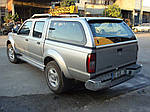 Nissan NP300 1999-2015 Кунг Canopy